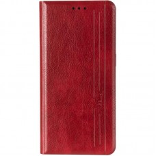 Чехол книжка PU Gelius New для Oppo A91 Red