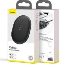 БЗУ Baseus Cobble Qi QC 3.0 15W (WXYS-01) 15W Black