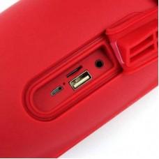 Колонка портативная Bluetooth Hopestar H26 Mini Red