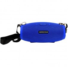 Колонка портативная Bluetooth Hopestar H26 Mini Blue