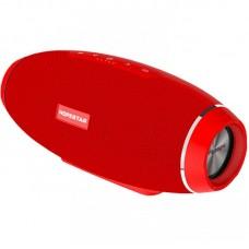 Колонка портативная Bluetooth Hopestar H20X Red