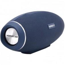 Колонка портативная Bluetooth Hopestar H20X Dark Blue