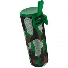 Колонка портативная Bluetooth Hoco BS33 Camouflage Green