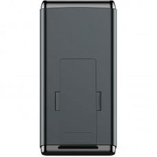 УМБ Baseus 5A 2USB 3.0 QI PD 10000mAh Type-C USB Black (WXHSD-D01)