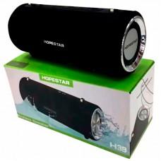 Колонка портативная Bluetooth Hopestar H39 Black