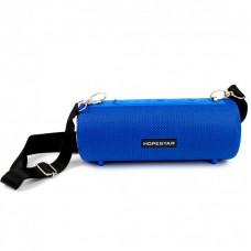 Колонка портативная Bluetooth Hopestar H39 Blue