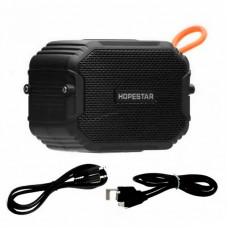 Колонка портативная Bluetooth Hopestar T8 Black