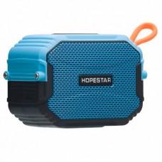 Колонка портативная Bluetooth Hopestar T8 Blue