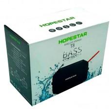 Колонка портативная Bluetooth Hopestar T8 Grey