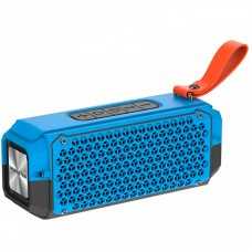 Колонка портативная Bluetooth Hopestar P17 Blue