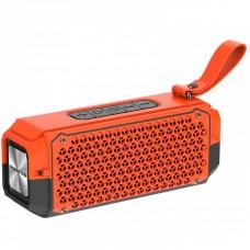 Колонка портативная Bluetooth Hopestar P17 Orange