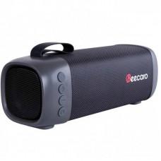 Колонка портативная Bluetooth BeeCaro GF 501 Black