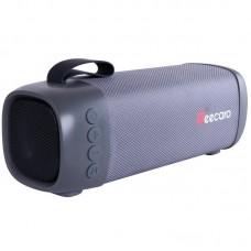 Колонка портативная Bluetooth BeeCaro GF 501 Gray