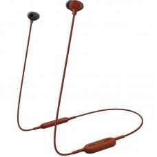 Наушники гарнитура вакуумные Bluetooth Panasonic RP-NJ310BGER Red