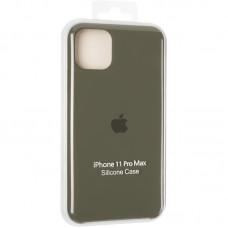 Чехол накладка TPU SK Soft Matte для iPhone 12 Mini Dark Olive