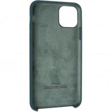 Чехол накладка TPU SK Soft Matte для iPhone 12 Mini Deep Lake Blue