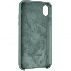 Чехол накладка TPU SK Soft Matte для iPhone 12 Mini Forest Green