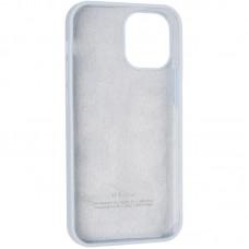 Чехол накладка TPU SK Soft Matte для iPhone 12 Mini Lilac 5