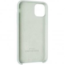Чехол накладка TPU SK Soft Matte для iPhone 12 Mini Marine Green