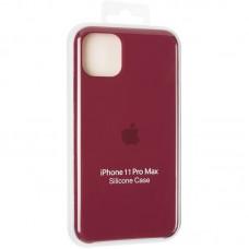 Чехол накладка TPU SK Soft Matte для iPhone 12 Mini Marsala