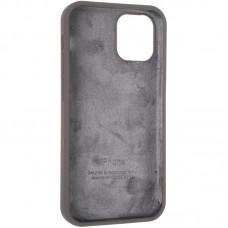 Чехол накладка TPU SK Full Soft для iPhone 12 Mini Cocao