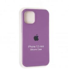 Чехол накладка TPU SK Full Soft для iPhone 12 Mini Purple
