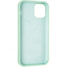 Чехол накладка TPU SK Full Soft для iPhone 12 Mini Spermint