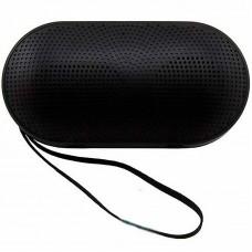 Колонка портативная Bluetooth OudioBop Mini Pill 2.0 Black
