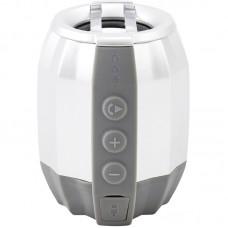 Колонка портативная Bluetooth SK IP-4933CN (ГРАНАТА) Silver