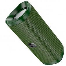 Колонка портативная Bluetooth Hoco HC4 Army Green