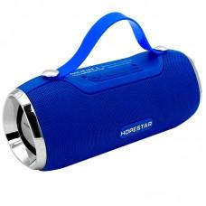 Колонка портативная Bluetooth Hopestar H40 Dark/Blue