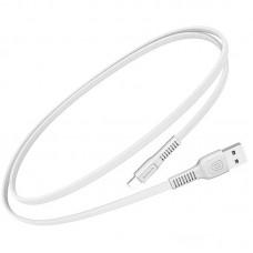 Кабель USB-Type-C Baseus Tough 2A (CATZY-B02) White 1m