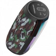 Колонка портативная Bluetooth Hopestar P40 Pulse Army