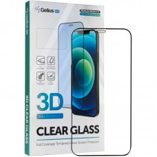 Защитное стекло Gelius Pro 3D Full Glue для iPhone 12 Pro Black