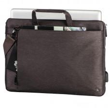 Сумка для ноутбука Hama Manchester Brown (00101869) 13.3