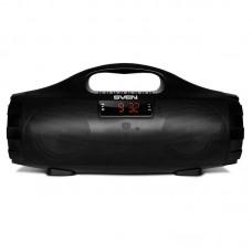 Колонка портативная Bluetooth Sven PS-460 Black