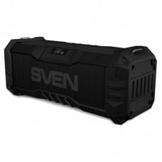 Колонка портативная Bluetooth Sven PS-430 Black