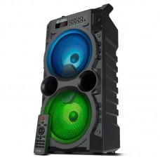 Колонка портативная Bluetooth Sven PS-440 Black