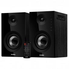 Акустическая система 2.0 Sven SPS-721 Black