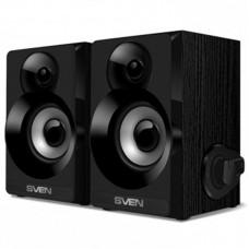 Акустическая система 2.0 Sven SPS-517 Black