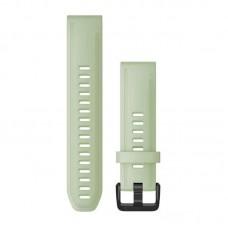 Ремешок TPU Garmin QuickFit 20mm для Garmin Fenix 6S Spearmint (010-12872-00)