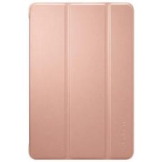 Чехол книжка PU Spigen Smart Fold для Apple iPad Mini 2019 Rose Gold (051CS26113)