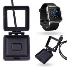 Зарядное устройство SK для Fitbit Blaze черный