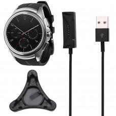 Кабель USB SK для смарт часов LG Watch Urbane 2 W200 черный