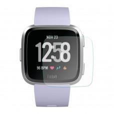 Защитное стекло Hat Prince 2.5D для Fitbit Versa Transparent