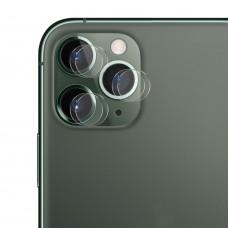 Защитное стекло Hat Prince 2 шт 2.5D на заднюю камеру для Apple iPhone 11 Pro 11 Pro Max Transparent