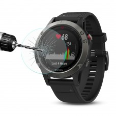Защитное стекло Hat Prince 2.5D для Garmin Fenix 5 Transparent