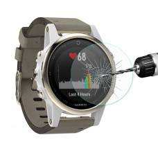 Защитное стекло Hat Prince 2.5D для Garmin Fenix 5S Transparent