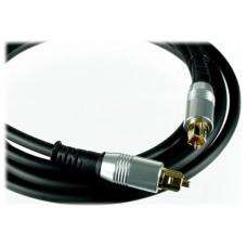 Кабель Audio Atcom Digital Optical Toslink 1.8m пакет Black