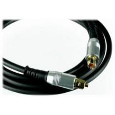Кабель Audio Atcom Digital Optical Toslink 5m пакет Black